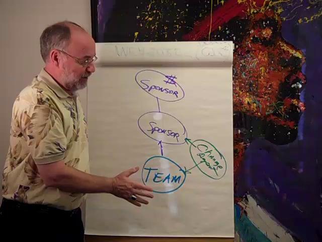 Lean Six Sigma Team Sponsorship