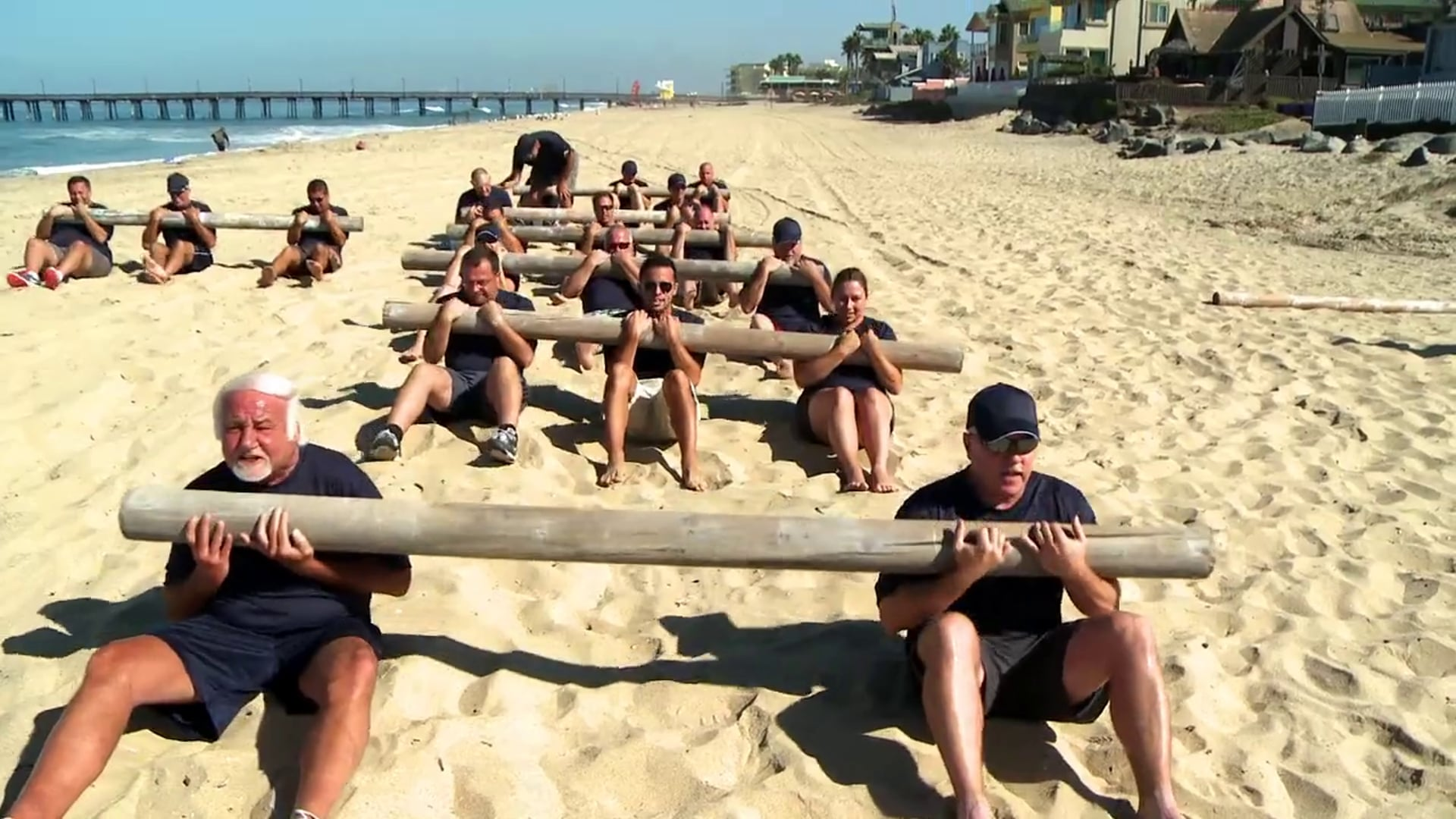 Navy Seal Teambuilding Event