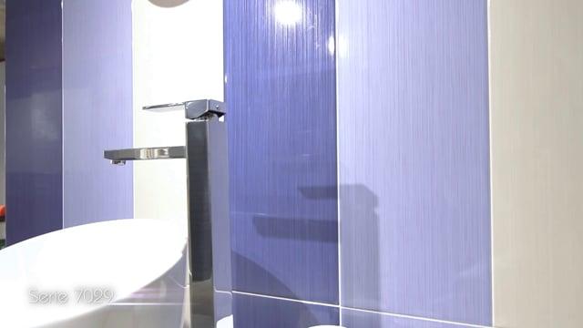 Porcelanite Dos - Serie 7029 Azul-Cobalto-Perla