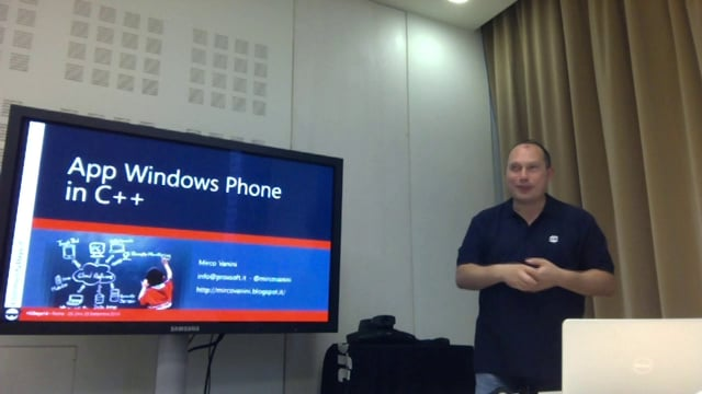 CPP02 - App Windows Phone IN C++