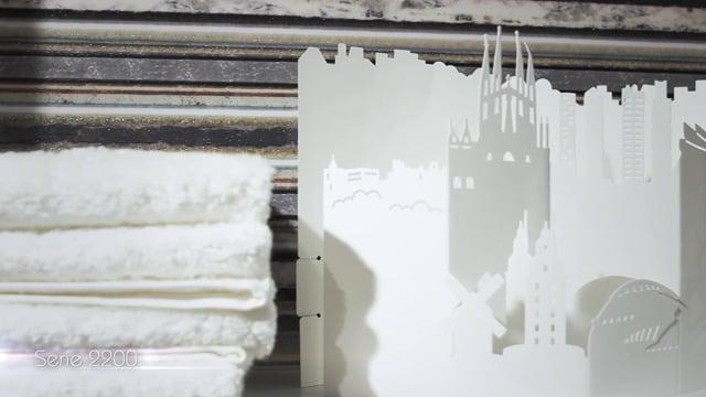 Porcelanite Dos - Serie 2200