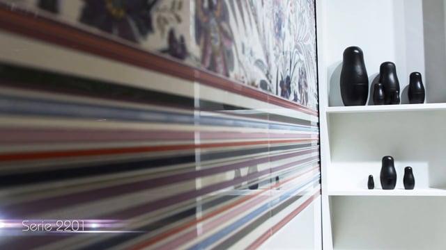 Porcelanite Dos - Serie 2201 Comp. Delirio