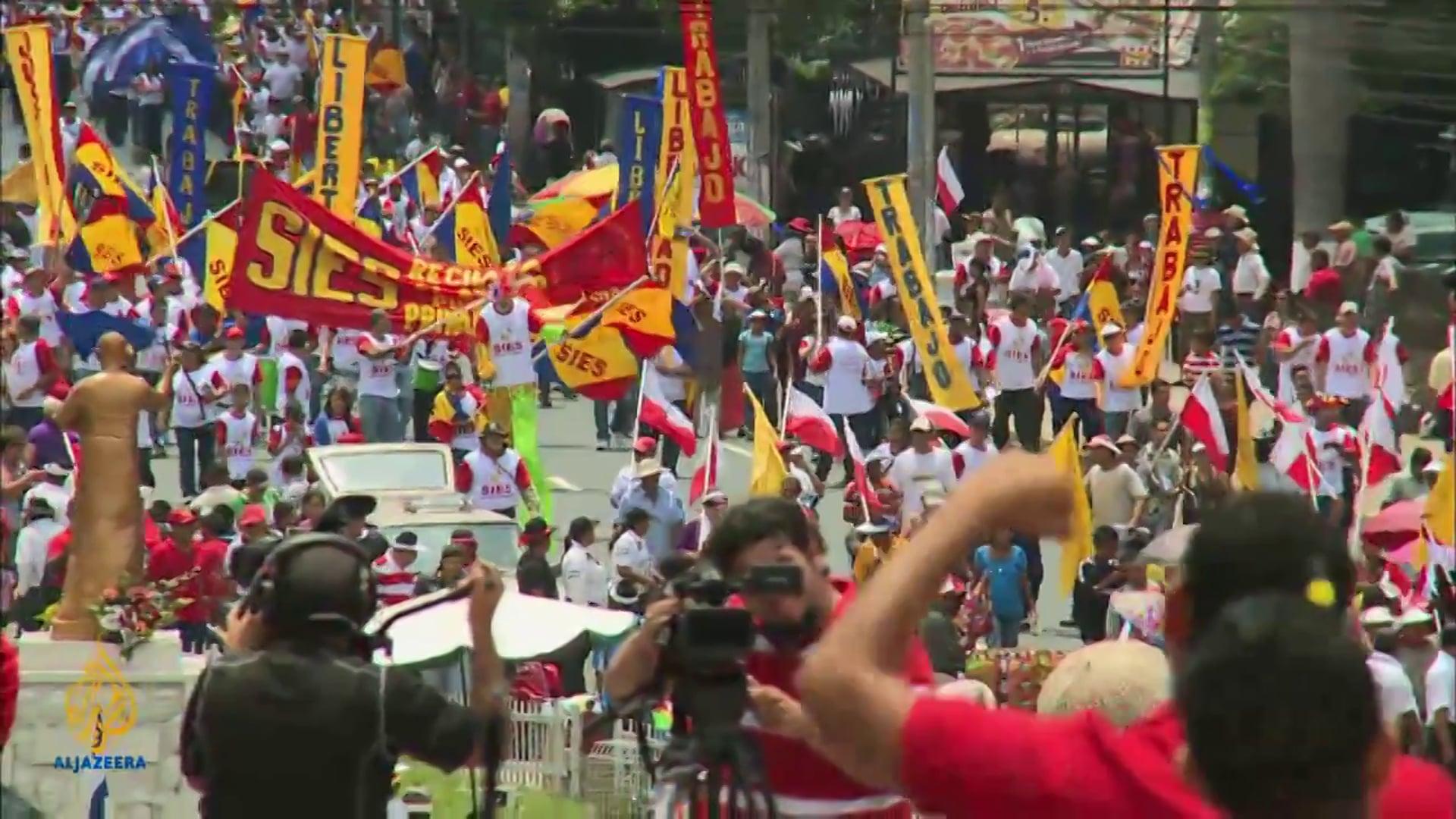 Al Jazeera documentary: El Salvador - Life at Any Price