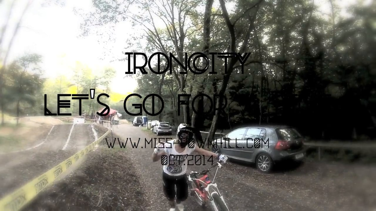 Ironcity- Let's go for a ride