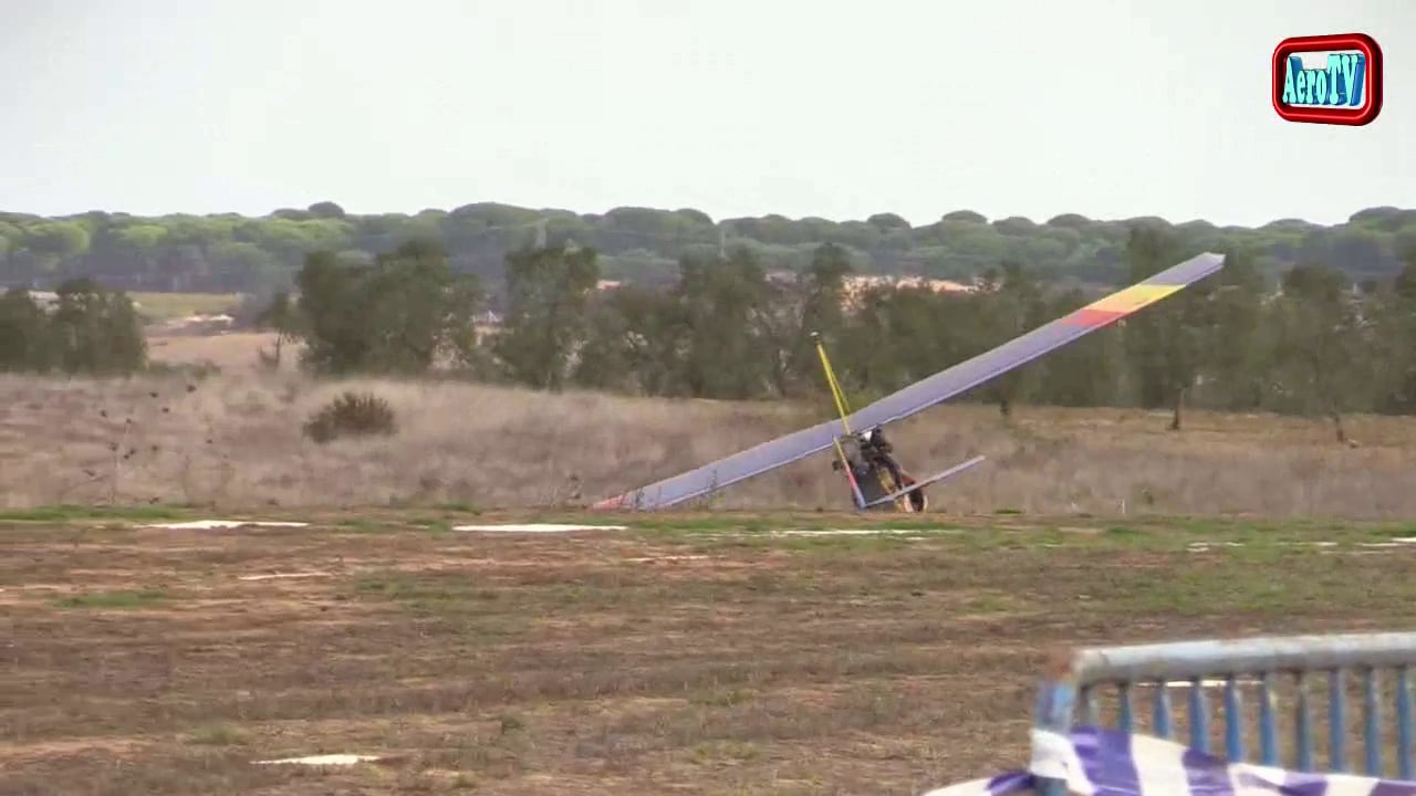 Mañana del Sabado 27 de Septiembre, Aeromeeting de Huelva 2014. Por AeroTV 2ª Parte.