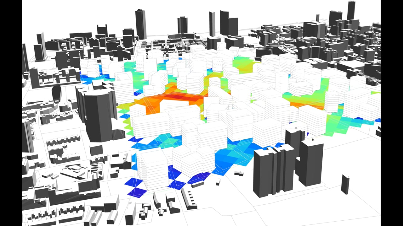 Urban Layout Synthesis