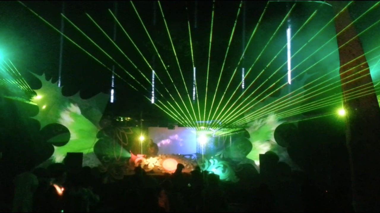 Kaliptus   VJ Demo   Foreverland   2014