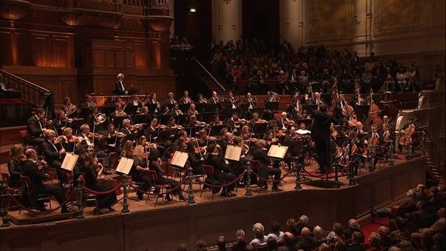 TRL Nelsons/Concertgebouw - Brahms & Strauss (A865500160000)