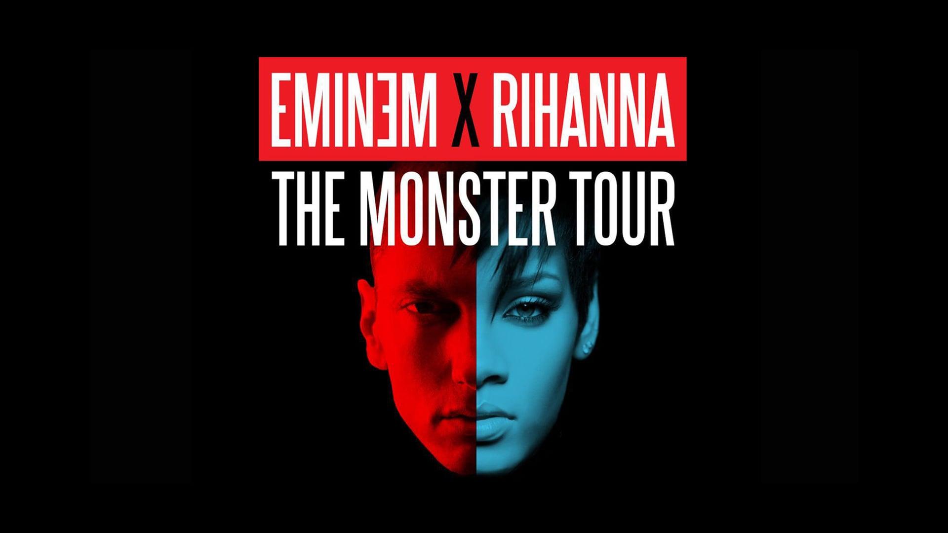 The Monster Tour - Eminem Visuals
