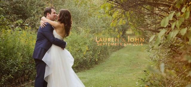 Lauren & John