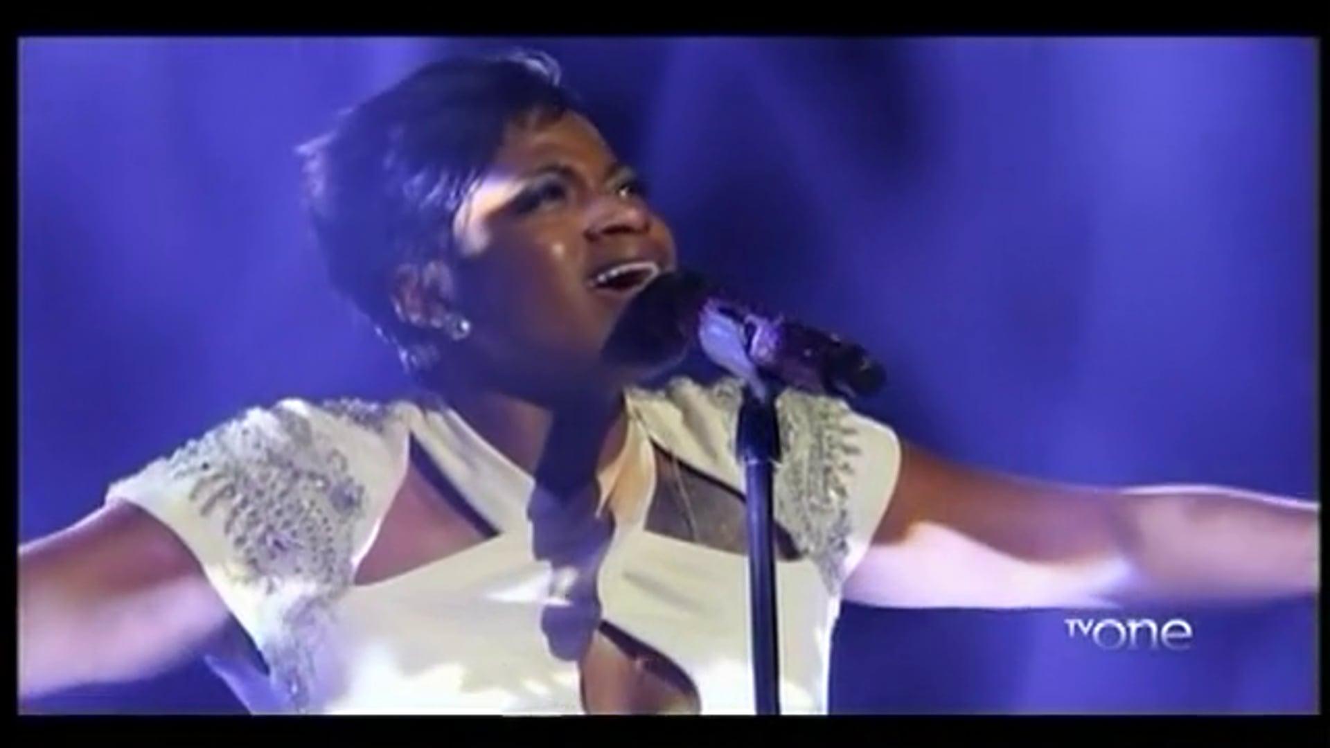Fantasia Presents: The Rock Soul Movement