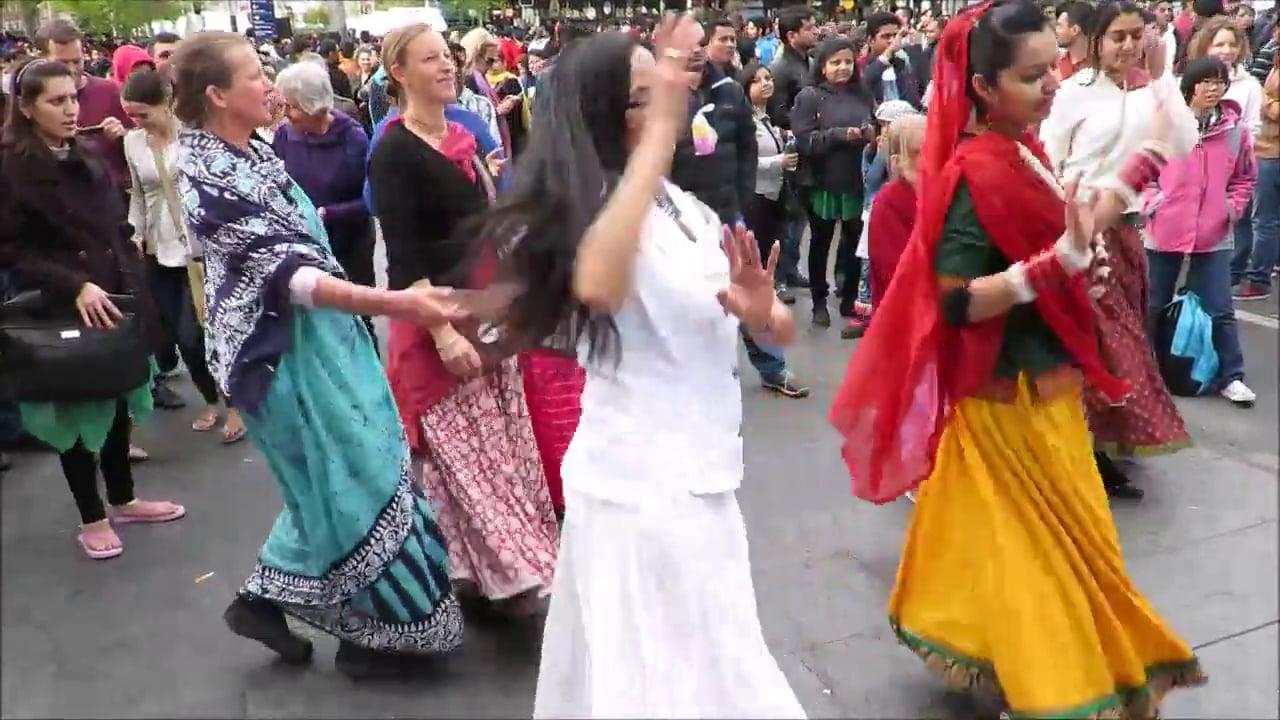 Diwali Mela Sankirtan 2014 day2