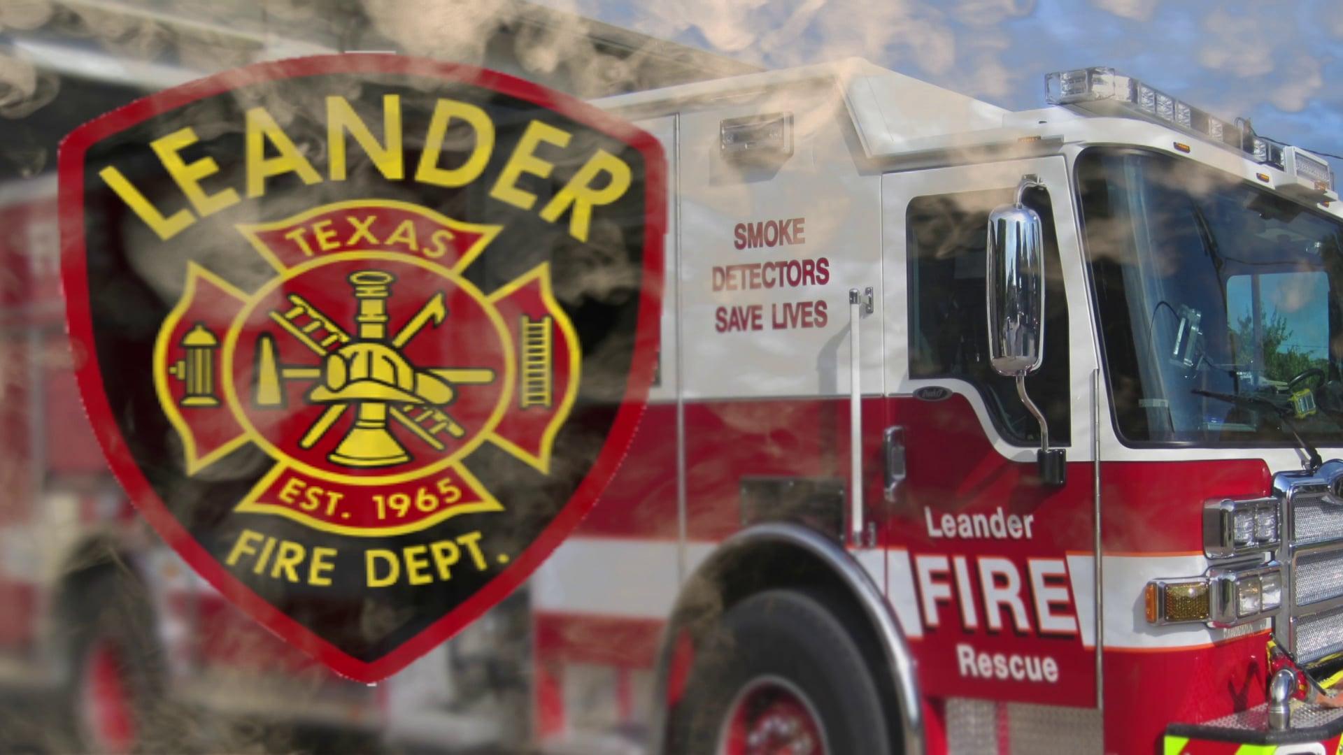 Leander Fire Department Smoke Detector PSA