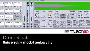 Uniwersalny moduł perkusyjny