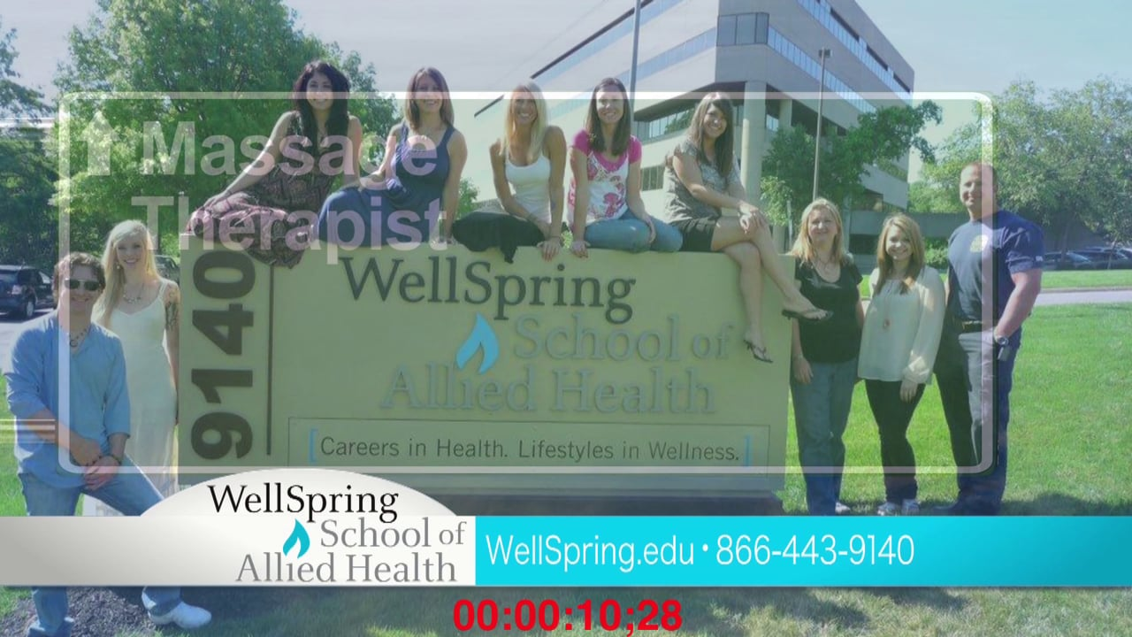 Wellspring School of Allied Health Commercial