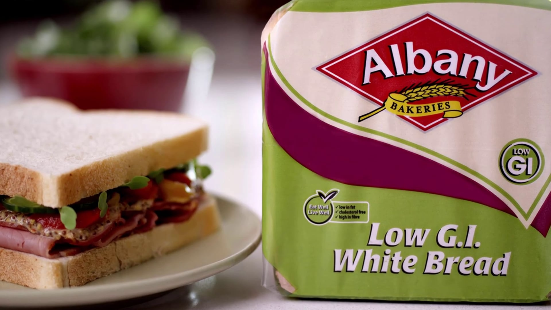 Buy Smart - ALBANY LOW GI WITH REDI TLHABI