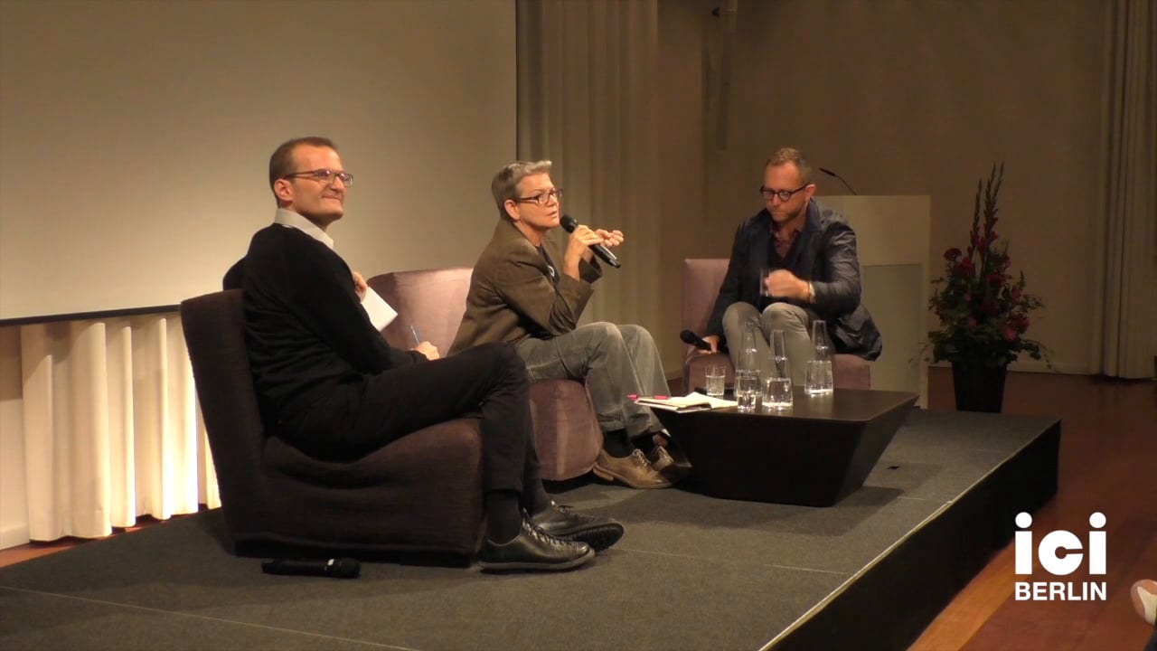 Discussion with Cathy Lee Crane and John David Rhodes, Part 1 [2]