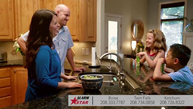 Alarm Star Home Control 30sec