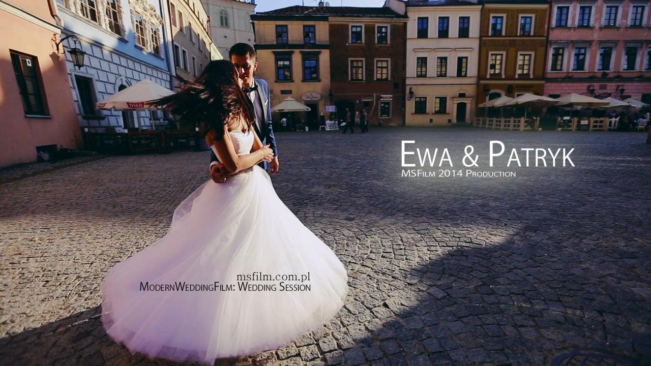 Ewa & Patryk | MSFilm: Plener