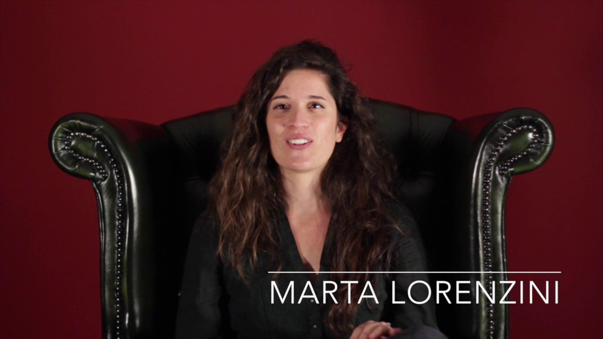 Marta Baptism Testimony