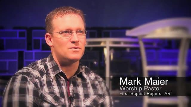 Mark Maier: First Baptist Rogers