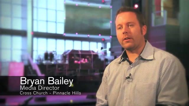 Bryan Bailey: Cross Church - Pinnacle Hills