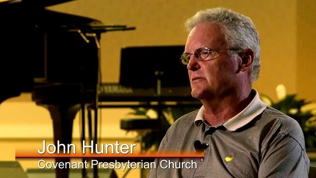 John Hunter: Covenant Presbyterian Church