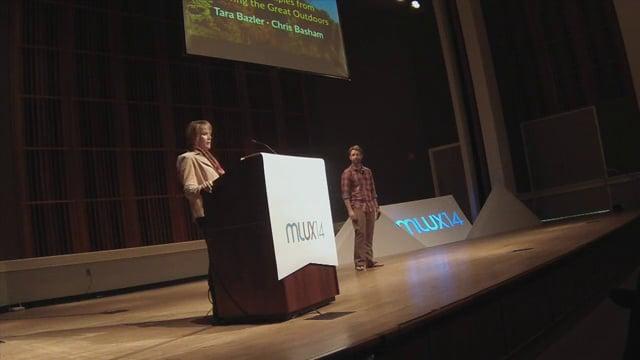 Chris Basham & Tara Bazler - Wayfinding on the Web: Design Principles from Exploring the Great Outdoors