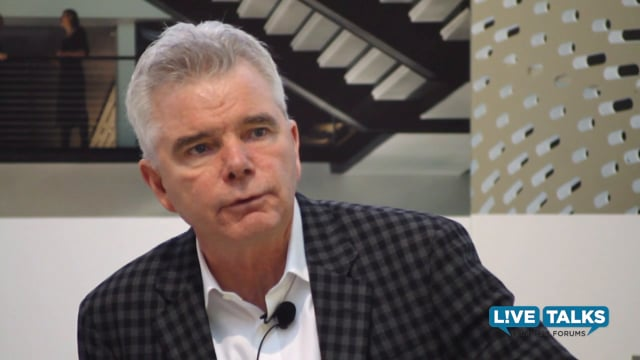Kip Tindell, Chairman & CEO, The Container Store at Live Talks Business Forum
