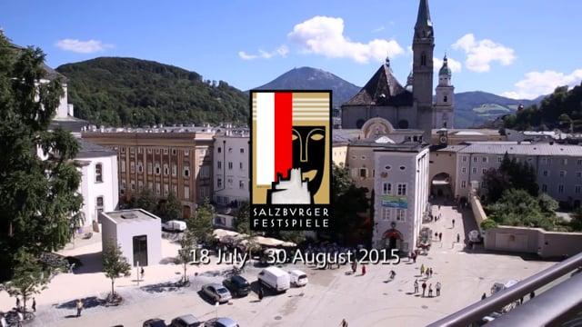 Salzburg Festival Trailer 2015