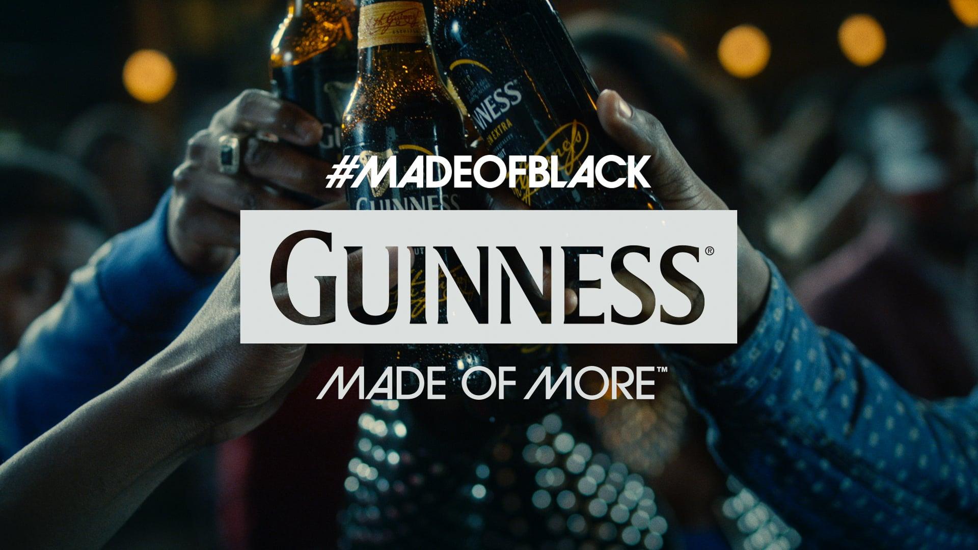 MJ Sugrue-Guinness - Made of Black