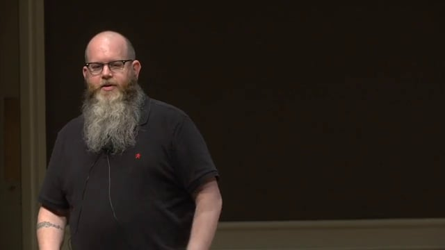Greg Tarnoff - The UX of Stairs - When simple tasks aren't so simple