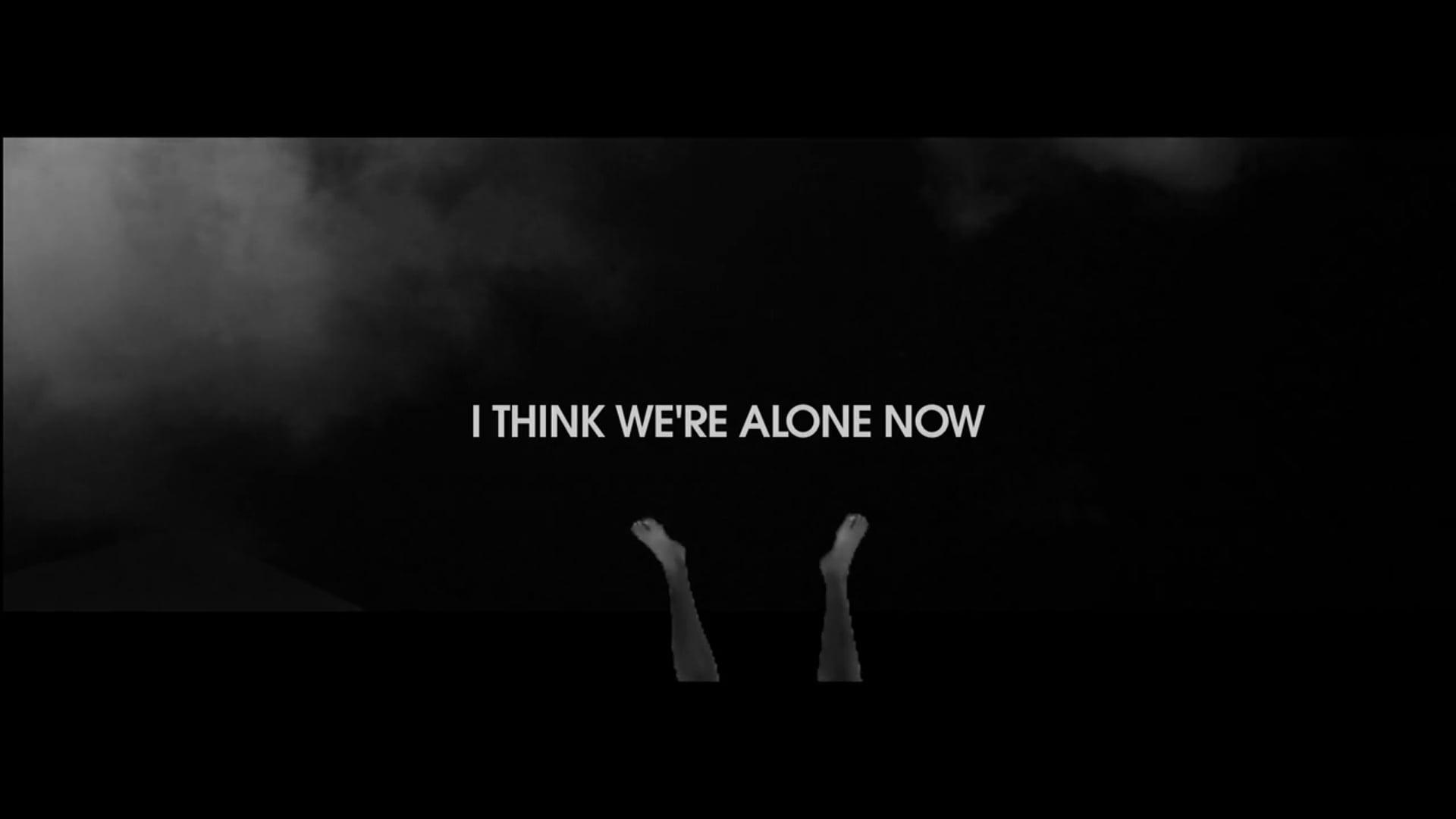 """Zebra Katz  """"I think we're Alone Now"""""""