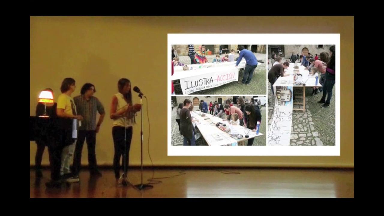 DESVELARTE/ Pechakucha: Asociación Kaldarte01. http://www.kaldarte01.com