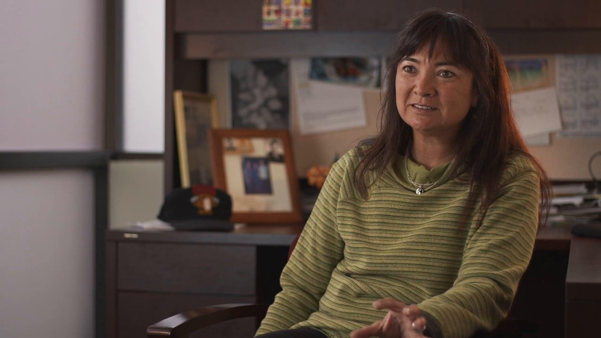 Psychologist Lori Daniels