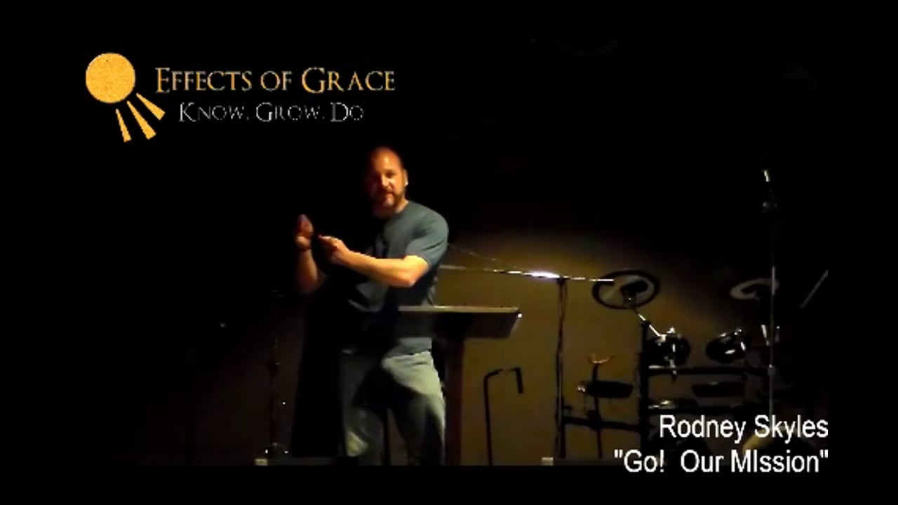 What is the Gospel We Share?  (1 min. 55 sec.)