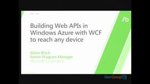 WCF Web API
