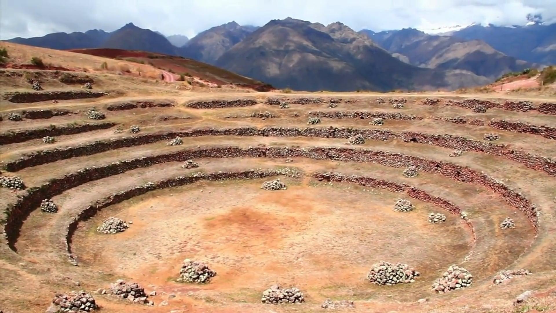 Découverte Moray et les salines de Maras (Pérou)
