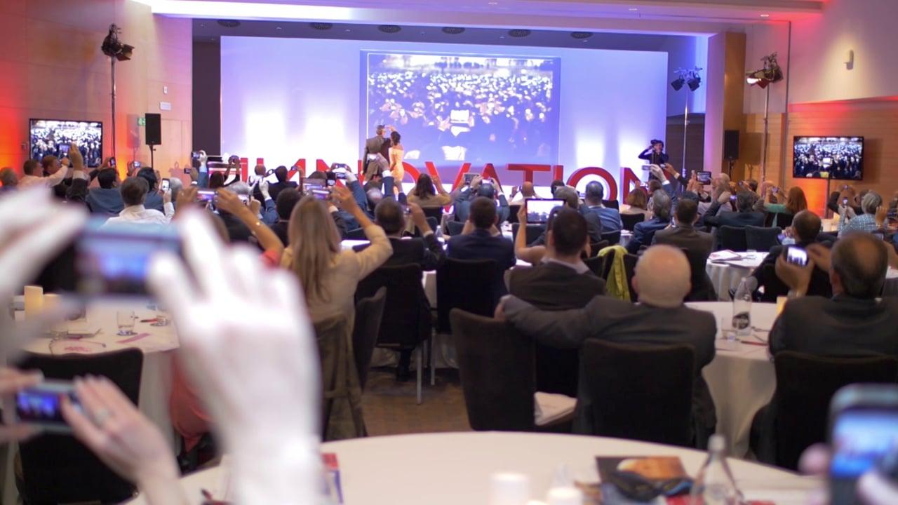 Efma Accenture Innovation Awards Ceremony, Barcelona