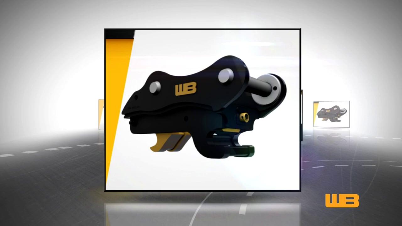 Werk-Brau Dual Pin Lock Coupler Animation