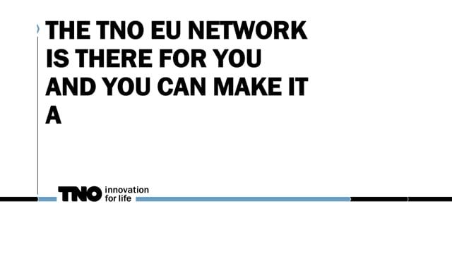 TNO EU Network