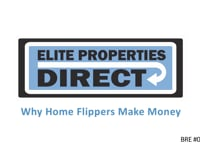 Why Do Home Flippers Make Money?