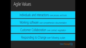 Agile Projects with Microsoft ALM