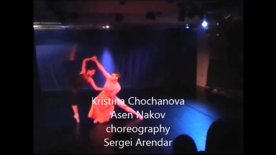 2nd edition dance concert org. by Etud