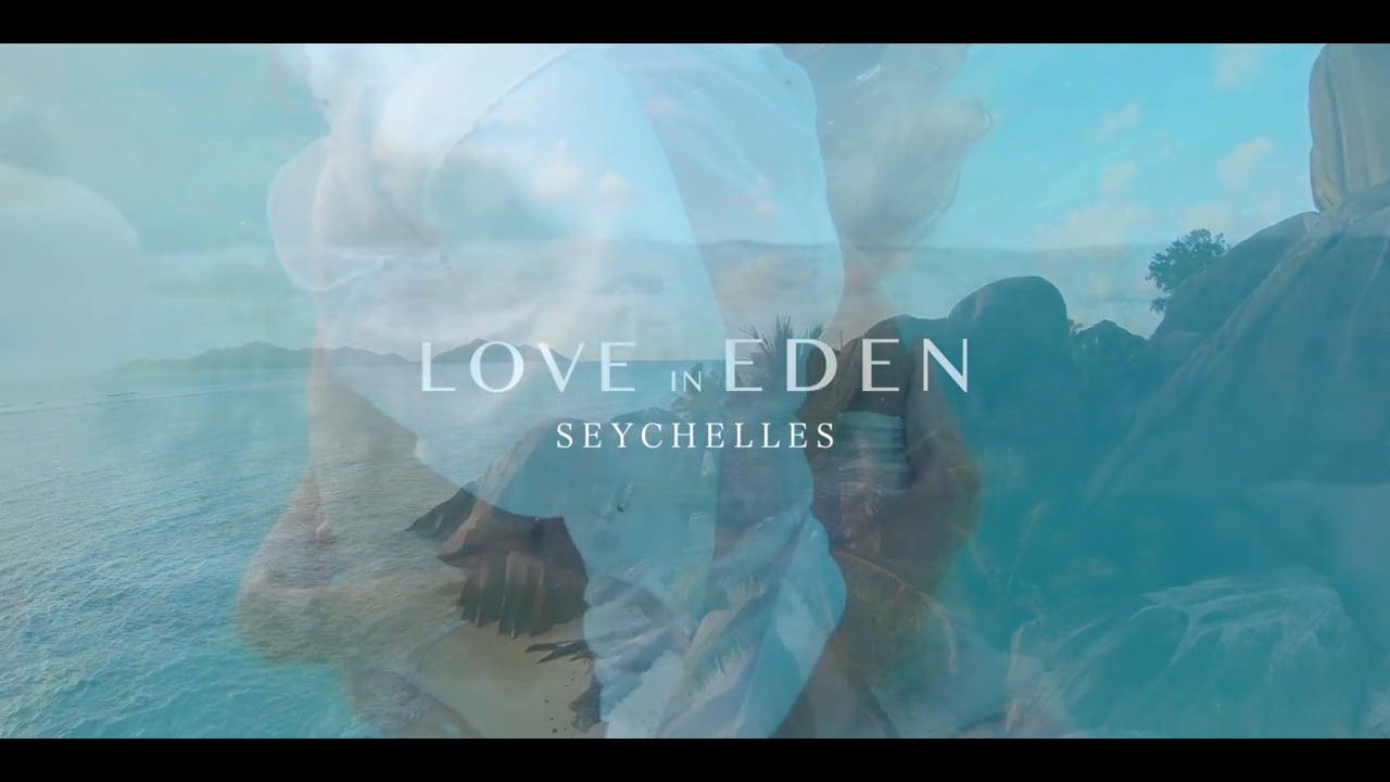 LOVE in EDEN - Seychelles