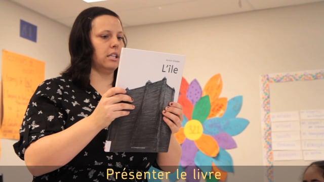 Interactions orales et littérature jeunesse: LÎLE