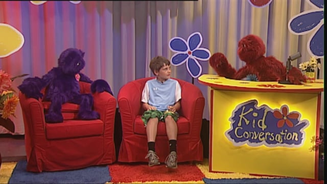 Kid Conversation: Acceptance