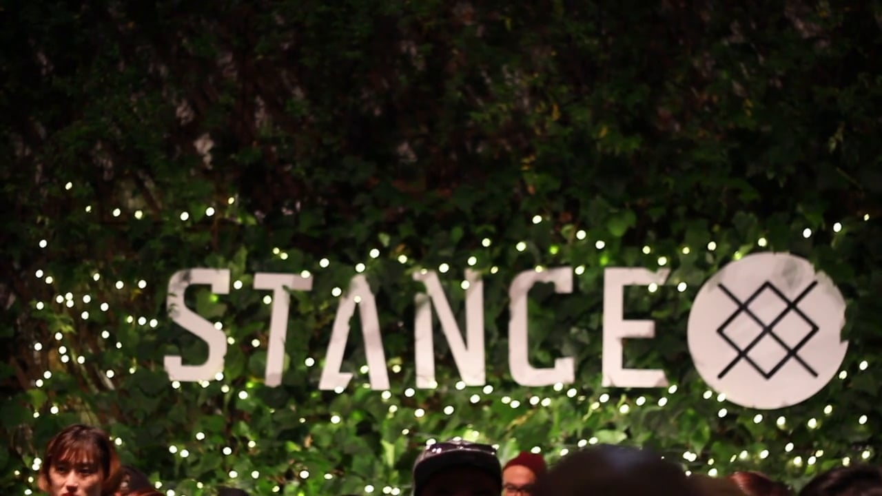 """STANCE """"THE UNCOMMON THREAD TOUR """""""