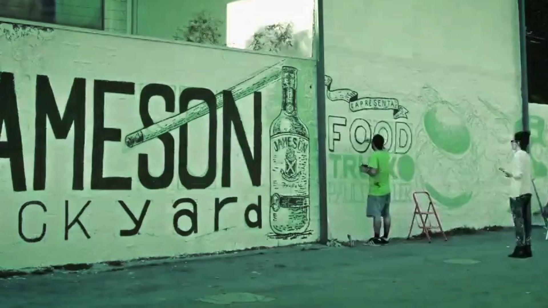 FOOD TRUCK JAMESON