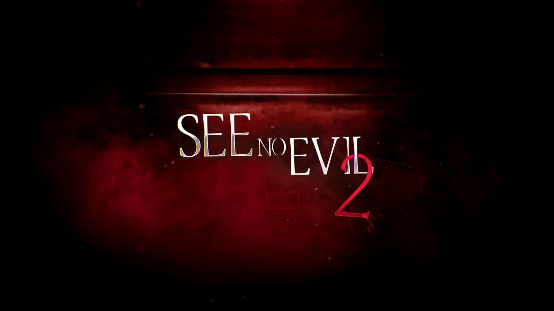 See No Evil 02 Trailer - ProRes